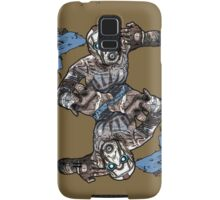 Borderlands The Presequel - The Psycho Psychoing Samsung Galaxy Case/Skin