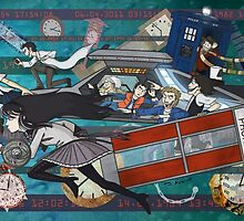 Time Travellers by Art-Expression