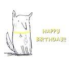 Birthday Dog by Sophie Corrigan