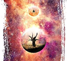 Death is the road to awe by ronin47design