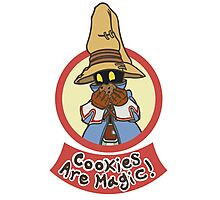 Cookies Are Magic! Photographic Print