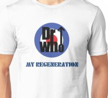 Dr Who My Regeneration Unisex T-Shirt