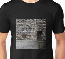Yard of Death - Kilmainham Gaol, Dublin Unisex T-Shirt