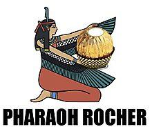 Pharaoh Rocher Photographic Print