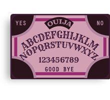 Ouija 4 Canvas Print