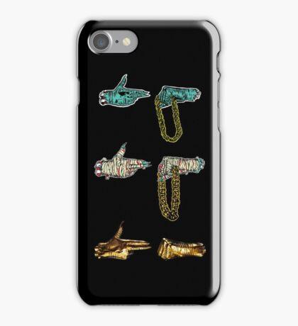 Run The Jewels iPhone Case/Skin