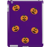 Jack O' Lanterns iPad Case/Skin
