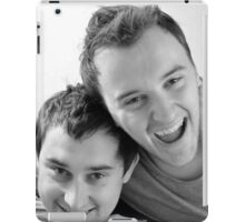 PERCEPTIONS OF TIME EXHIBITION - TIME TO BE SILLY iPad Case/Skin