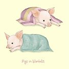 Pigs in Blankets by Katie Corrigan