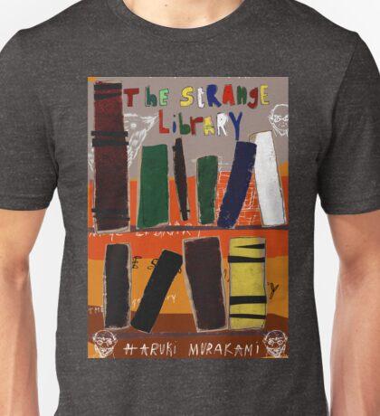The Strange Library - Haruki Murakami Unisex T-Shirt
