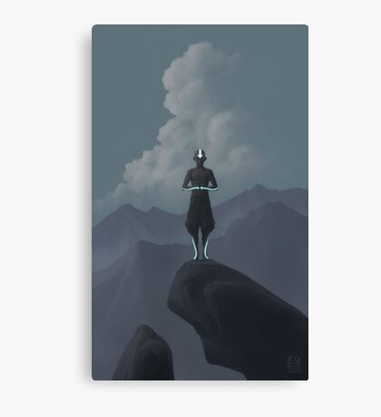Avatar  Canvas Print