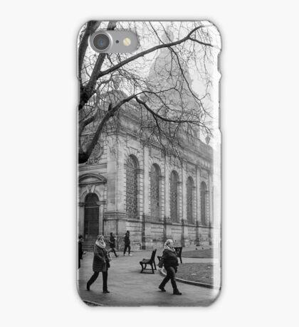 St Philip's Cathedral, Birmingham, UK iPhone Case/Skin