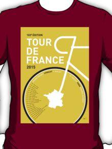 My Tour de France Minimal poster T-Shirt