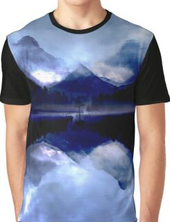 Mountain Graphic Graphic T-Shirt