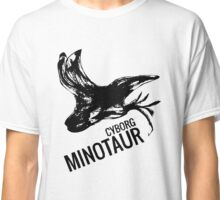 Cyborg Minotaur T-Shirt Classic T-Shirt