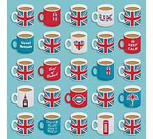 A Very British Brew Photographic Print