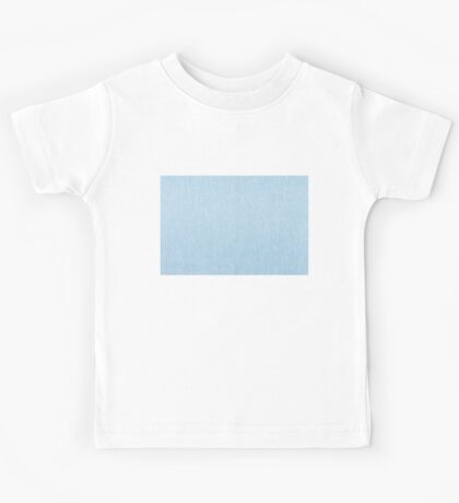 Blue cotton textured cloth pattern abstract Kids Tee