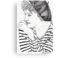 Madonna 5 Canvas Print