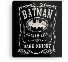 Bat Jacks Metal Print