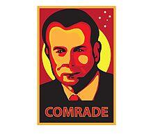 Gough Whitlam - Comrade Photographic Print