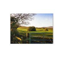 Cotswold Landscape Art Board