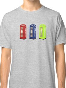 The Phone Booths Classic T-Shirt
