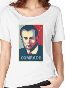 Gough Whitlam - Comrade Women's Relaxed Fit T-Shirt