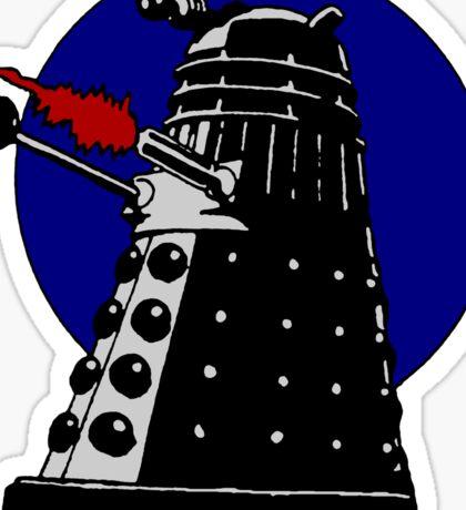exterminate ! Sticker