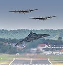 AVRO Trio - The 3 Sisters  by Colin  Williams Photography
