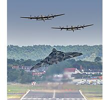 AVRO Trio - The 3 Sisters  Photographic Print