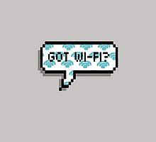 got wi-fi?  by SirensAwoken