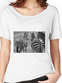 behind you! Women's Relaxed Fit T-Shirt