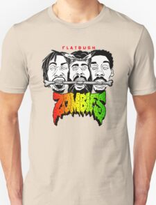 FLATBUSH ZOMBIES BONE EATER T-Shirt