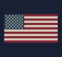 American Flag by Paducah