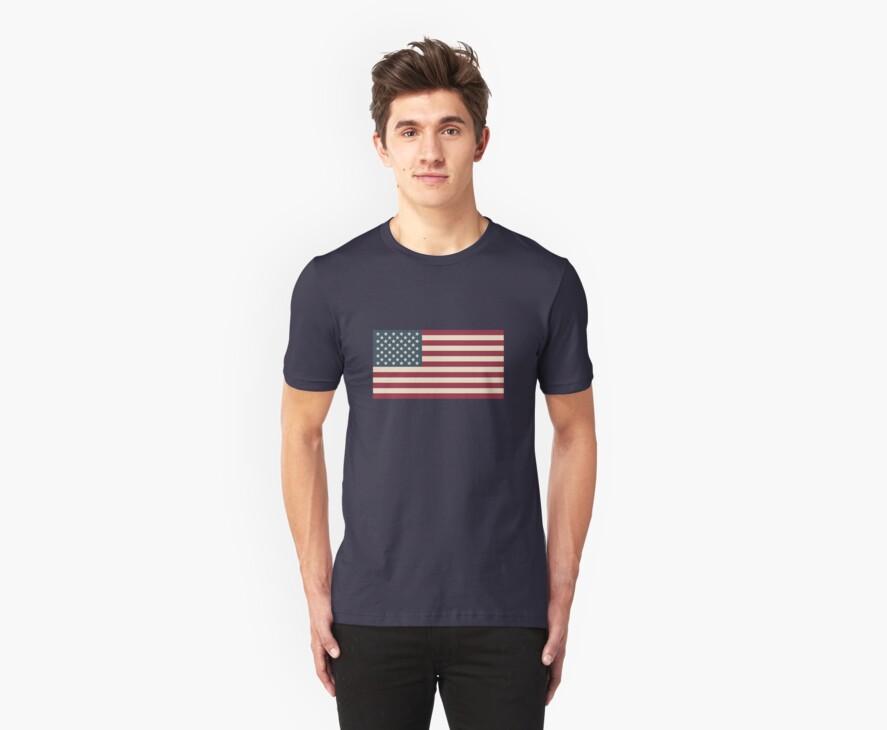American Flag by Paducah