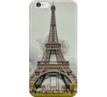 Tour Eiffel in Paris iPhone Case/Skin