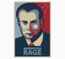 Gough Whitlam - Maintain Your Rage by xculture