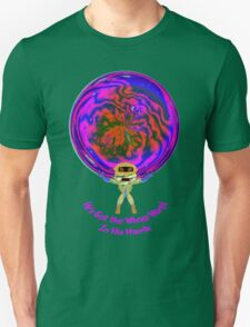 He's Got the Whole World in His Hands T-shirt T-Shirt