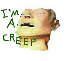 I'm a Creep by brookcooks