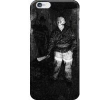 Jason in his Barn iPhone Case/Skin