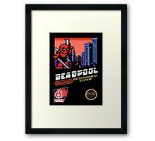 Nespool Framed Print