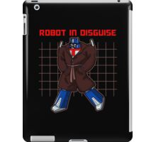 Robot in disguise iPad Case/Skin