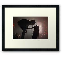 The 1975 Robbers Framed Print