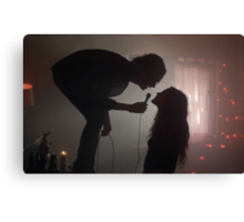 The 1975 Robbers Canvas Print