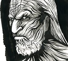 White Walker by jarofcomics