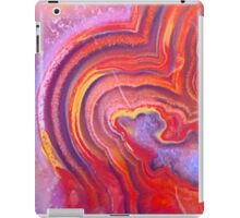 Expecting Someone? (Lace Agate) iPad Case/Skin