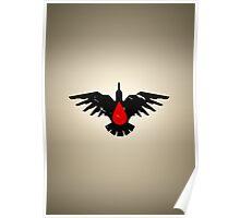 Blood Ravens - Sigil - Warhammer Poster