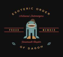 Artisanal Fishmongers (Esoteric Order of Dagon) Kids Clothes