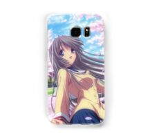 Clannad-Tomoyo Sakagami Phone Case  Samsung Galaxy Case/Skin