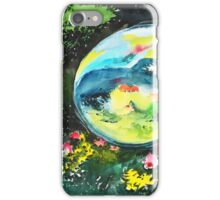 Bubble Reflections iPhone Case/Skin